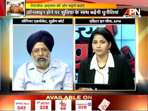 APN India Legal: Old system will not immediately abolish : SC Sr. Adv Rupinder Suri