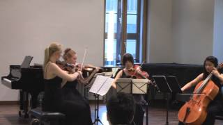 W.A.Mozart - Streichquartett G-Dur KV 387