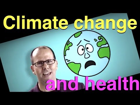 Climate change and public health  - why Trump should NOT have pulled out of the Paris Agreement