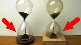 МАГНИТНЫЕ песочные часы, крутой сувенир из Китая! banggood.com