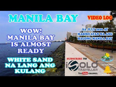 VLOG - MANILA BAY, MANILA BAY REHABILITATION, BATTLE FOR MANILA BAY, NEW MANILA BAY