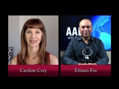 AAE tv | Connecting to Source | Caroline Cory | 5.13.17
