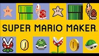 Играем в Super Mario Maker - Часть #1