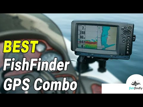 Best FishFinder GPS Combo In 2020 – All In One Place!