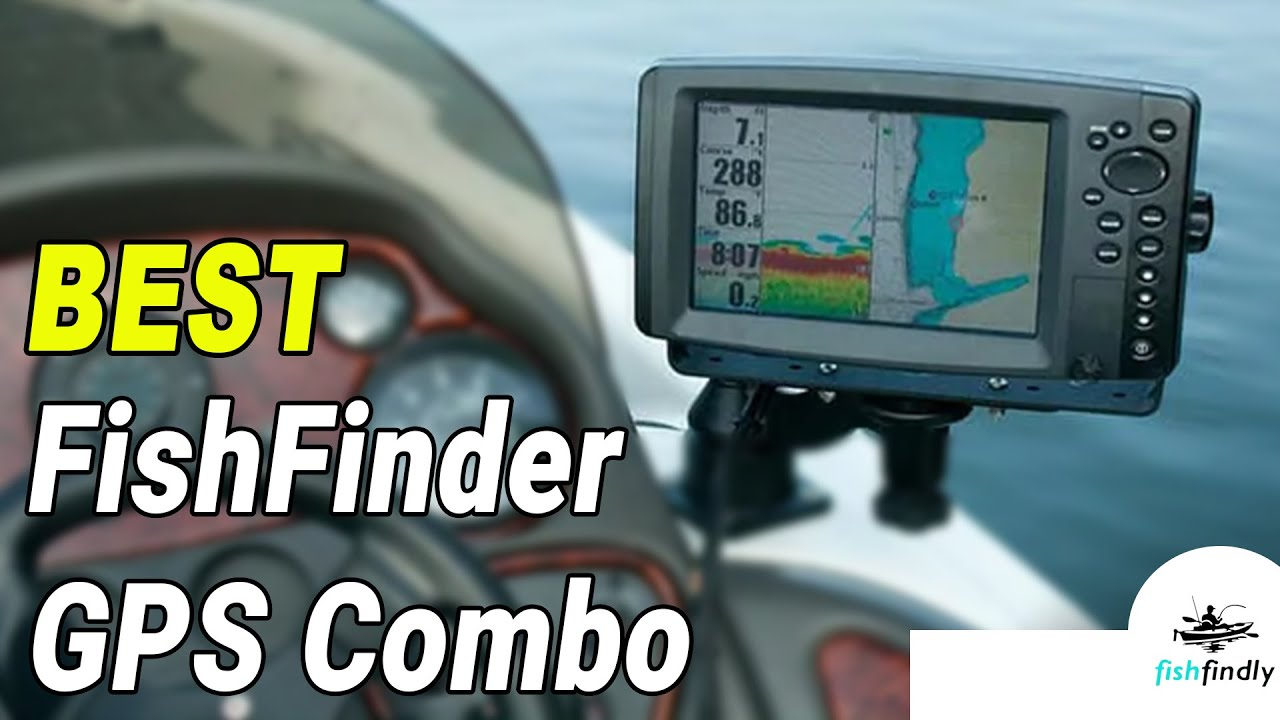 Best FishFinder GPS Combo Reviews 2019 - Top Rated 9 FishFinder List