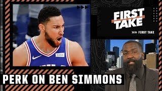Kendrick Perkins: 'Ben Simmons has to be held accountable' | First Take