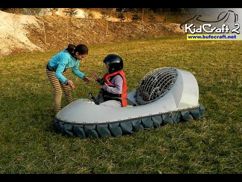 Fast Lane Rc X Craft Hovercraft For Sale