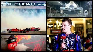 Квят ответил хейтерам на трассе. Краткие итоги сезона 2019 (Гран-При Абу-Даби Формула-1)