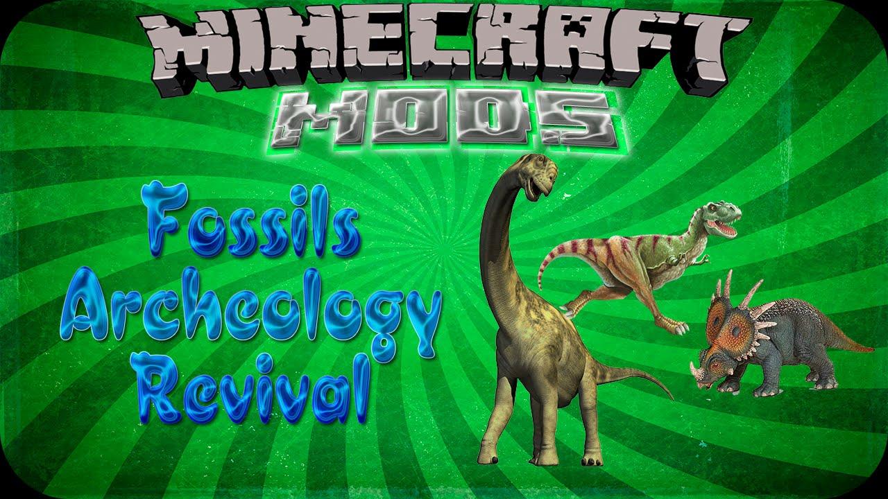 моды на майнкрафт 1.6.4 на динозавров #10