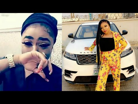 "Bobrisky: "" The Police Are After My Life And They Have Seized All My Cars"