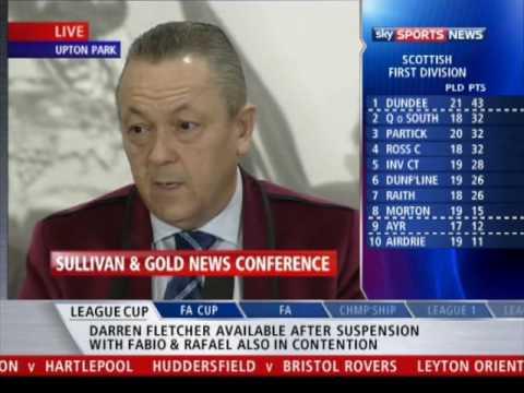 David Sullivan Takes Over West Ham United - Part 2