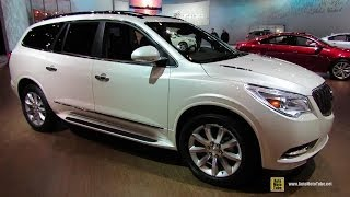 2014 Buick Enclave AWD - Exterior and Interior Walkaround - 2014 Chicago Auto Show
