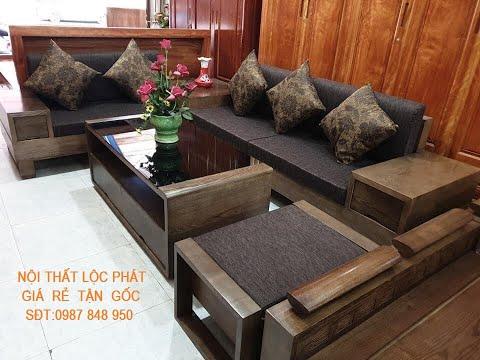 nội thất gỗ giá rẻ