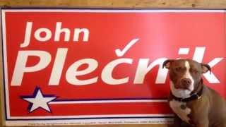 Re-elect John Plecnik, Your No Nonsense, Common Sense Councilman!