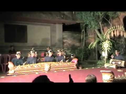 Traditional Balinese Music