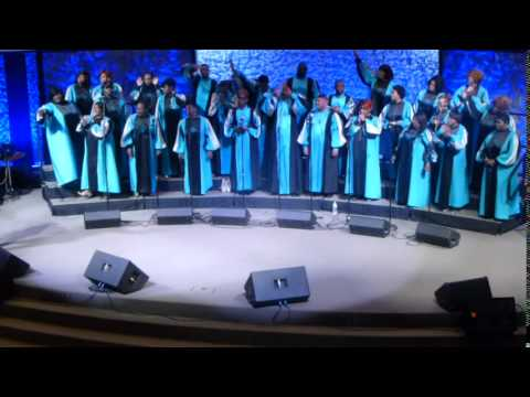 Earnest Pugh w/ Carnel Davis & ITP - Perfect Peace Praise break