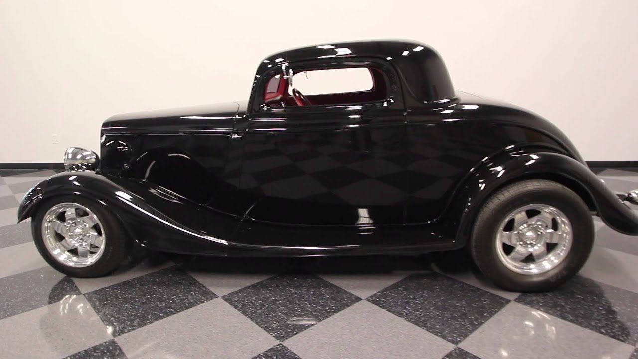 45 TPA 1933 Ford Coupe - YouTube