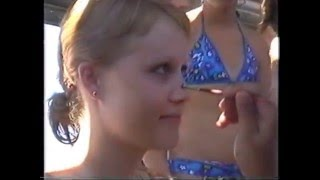 БОДИ АРТ! Видео от классной тамады, ведущей праздников Светланы Светлой