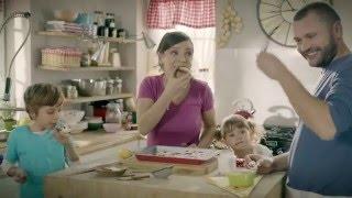 Coseli - Prajitura in Familie - Spot TV