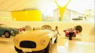 Enzo Ferrari Museum In Modena Overview