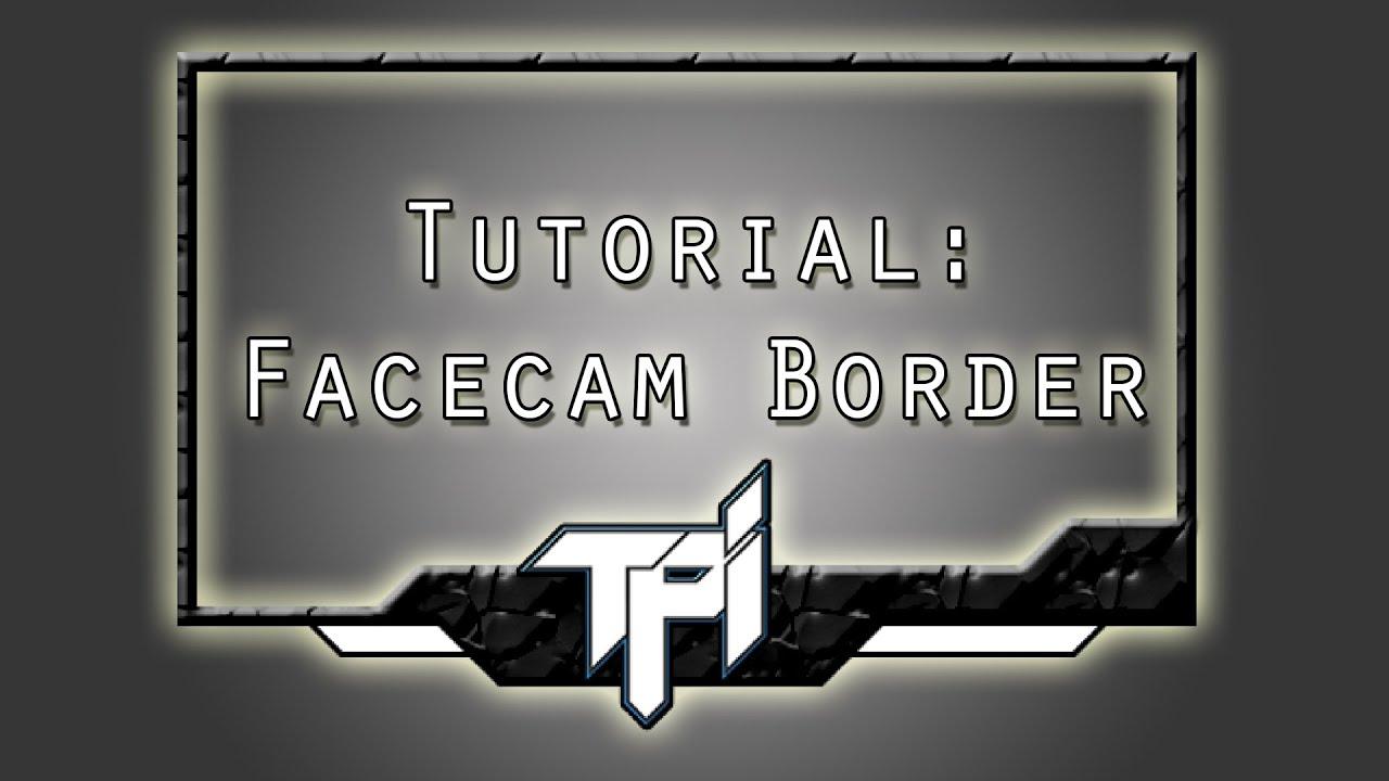 How to make facecam border in photoshop cs6 tutorial youtube baditri Gallery