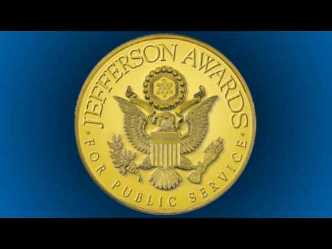 Citizens Energy Group Jefferson Award 2017