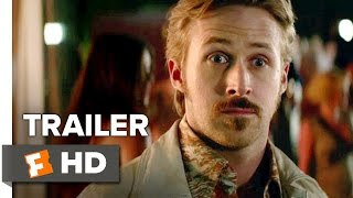 The Nice Guys Official Trailer #2 (2016) - Ryan Gosling, Russell Crowe Movie HD