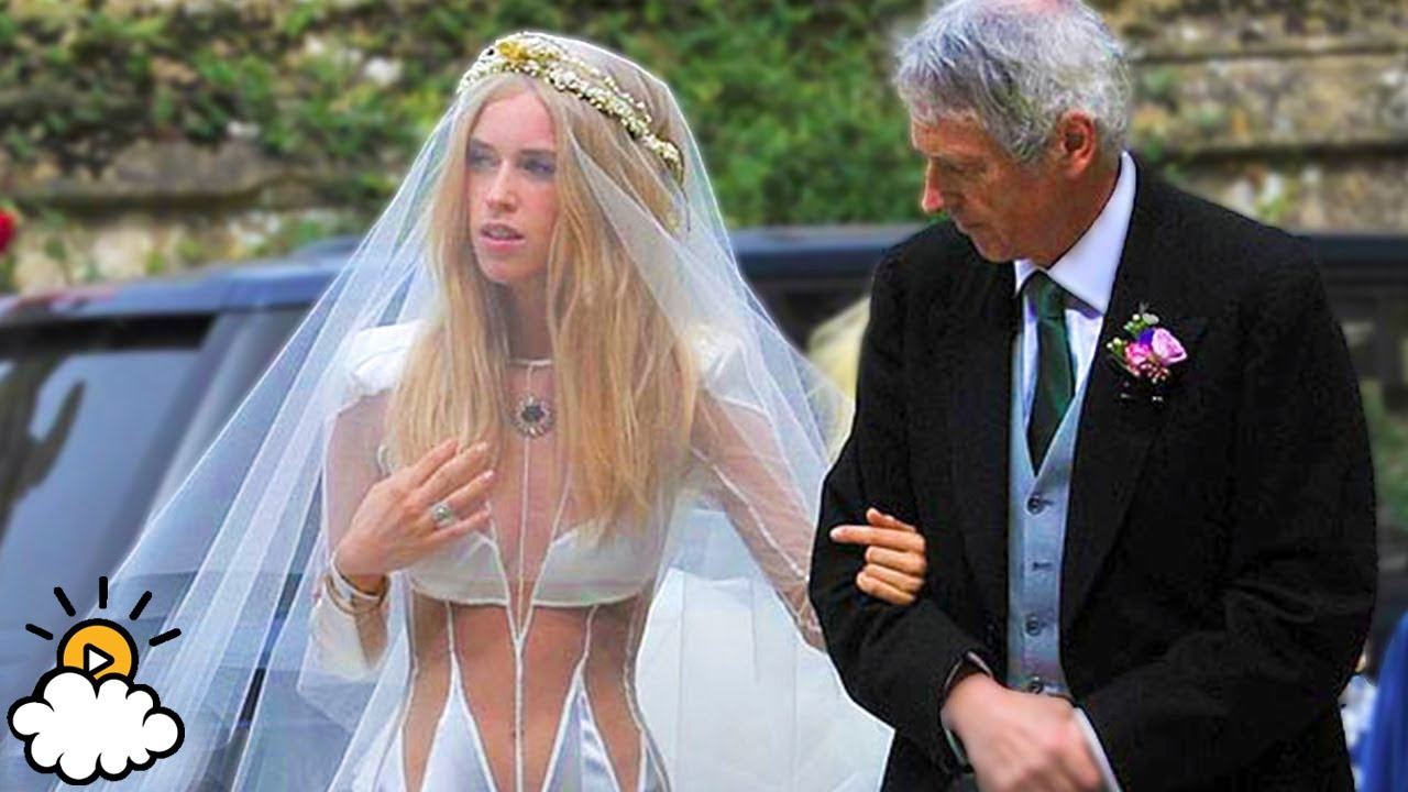 10 Ugliest Wedding Dresses Ever