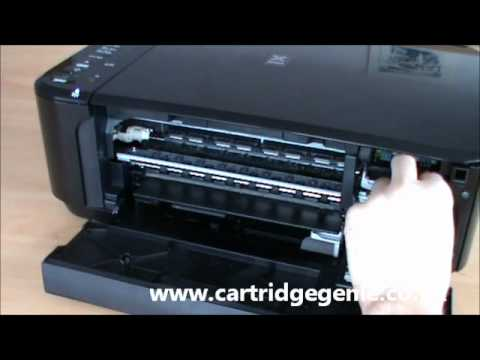 Canon Pixma MG2150 - How to replace printer ink cartridges
