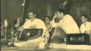 Ustad Bade Ghulam Ali Khan-Raga-Yaman-Bangalore-1956