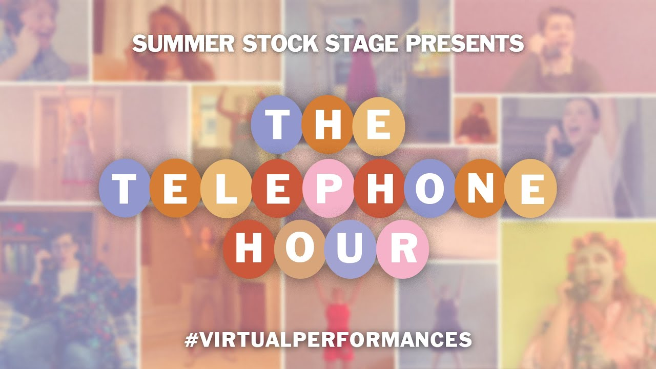 The Telephone Hour - Summer Stock Stage