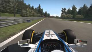 PS3 F1 2014 All Teams Onboard