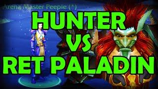 Zumio - Hunter Duels vs Ret Paladin (Light Guide)