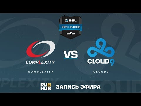 compLexity vs Cloud9 - ESL Pro League S6 NA - de_cache [KabUSH, Jay]