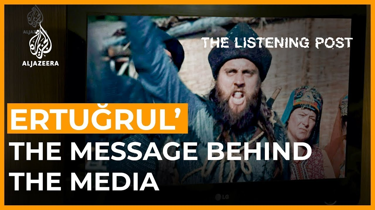 Ertugrul: Turkish TV's Ottoman phenomenon goes global | The Listening Post (Feature)
