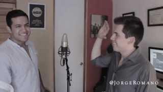 """Cantando - """"A Donde Vamos A Parar"""" de Marco Antonio Solís - Jorge Romano & Jovanko Ibarra (Cover)"""