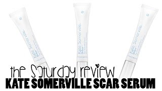KATE SOMERVILLE SCAR DIMINISHING CREAM REVIEW - Maggie Magnoli