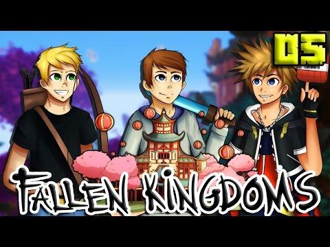 Fallen Kingdoms Japan #05 : LA MALCHANCE D'UN HOMME !