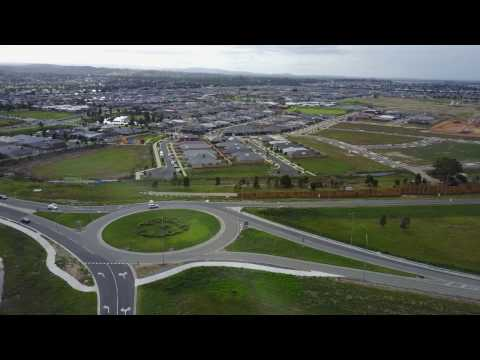 DJI Mavic Pro Flight   Pakenham Victoria @ Club Officer