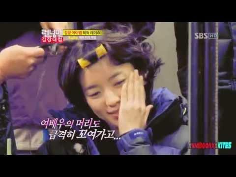 [ Han Hyo Joo x Lee Kwang Soo ] I Can't Forgive ( Running Dong Yi )