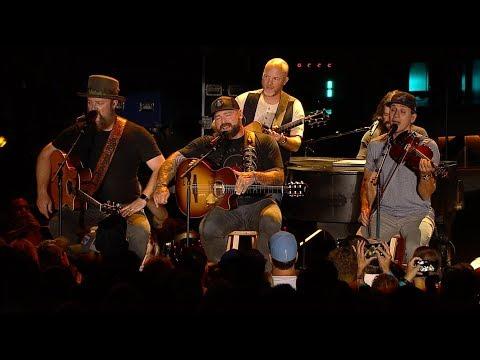 Ken Andrews - Watch The Zac Brown Band perform Leaving Love Behind