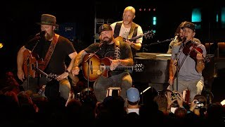 Zac Brown Band - Leaving Love Behind (Live Irvine, CA)