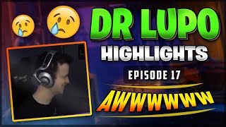 DRLUPO Funny Moments : MUST SEE!! Dr Lupo Fortnite Highlight Video ( HEARTBREAKING Moments )