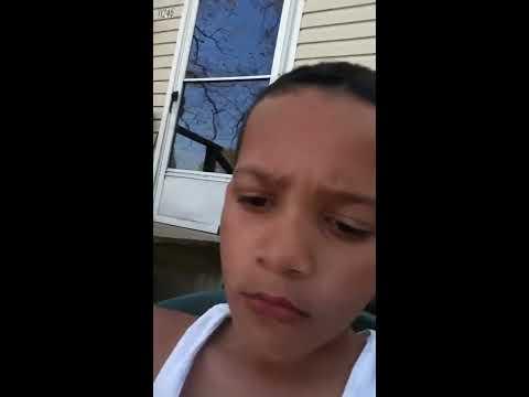 Little Boy Breaks A Kid's IPod