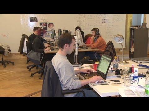 Inside Berlin's tech startup scene