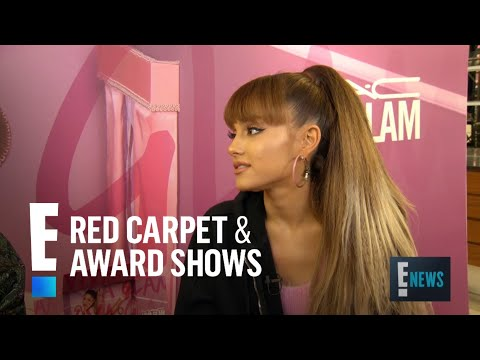 Ariana Grande Teams Up Again With Mac Cosmetics | E! Live from the Red Carpet