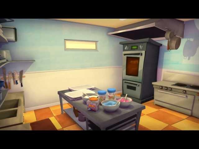 Paddy Pan - Short animation