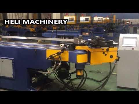 Cnc aluminum profile bending machine for recreational vehicle