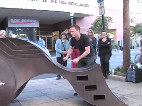 Performance by Colin Currie - Downtown Santa Cruz