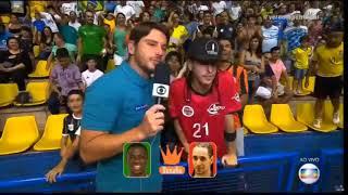 REIS DO DRIBLE Falcão vs Sean Garnier HD 17 12 2017 24c7542112cfd